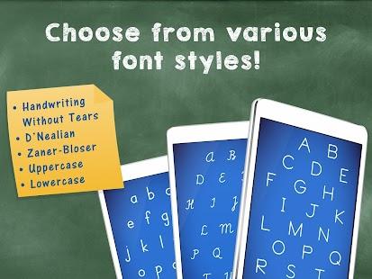 LetterSchool - Learn to Write! Screenshot