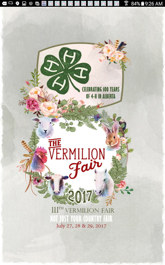 111th Annual Vermilion Fair- screenshot