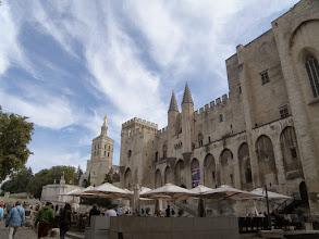 Photo: 2. den - Na začátku dnešního dnes jsme se nechali ohromit Papežským palácem v Avignonu (Palais des Papes, Avignon)