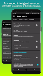 Screen Lock : Pro screen off and lock app v4.6p [Patched] APK 3