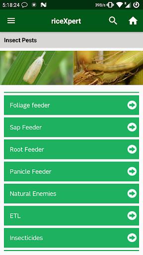 riceXpert screenshot 4