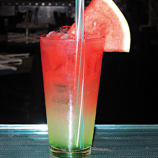 Watermelon and Kiwi Lemonade