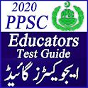 PPSC Educator Test 2020 Preparation icon