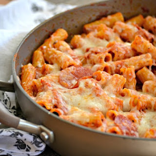 Pepperoni Rigatoni Pasta Recipes