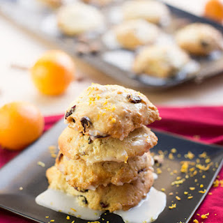 Cranberry Almond Scones Recipes