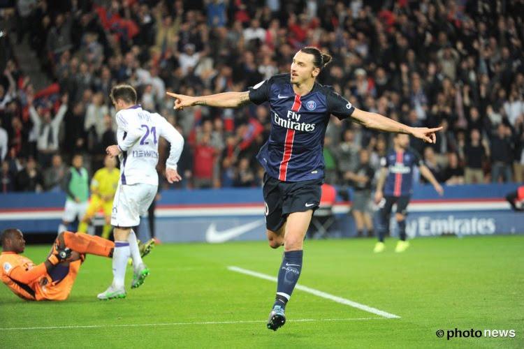 'Ibrahimovic laat zaakwaarnemer contact leggen met nieuwe club'