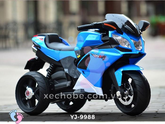Xe mô tô điện trẻ em YJ-9988 16
