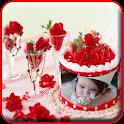 Birthday Photo Maker icon