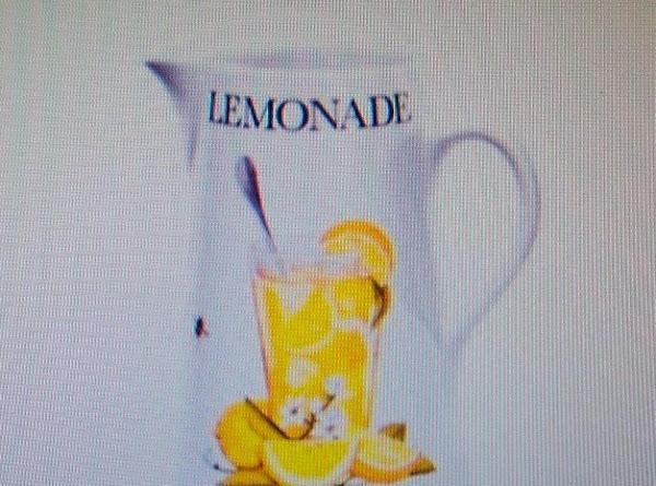 Cold Cucumber Lemonade Recipe