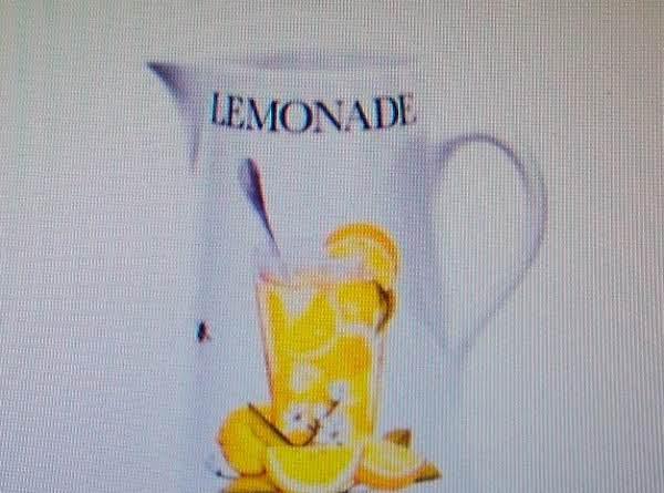 Cold Cucumber Lemonade