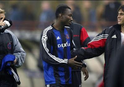 Zoon van voormalig Champions League-held Andres Mendoza testte bij Club Brugge