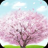 Falling Petals:Live Wallpaper