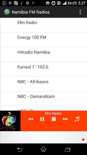 Namibia FM Radios