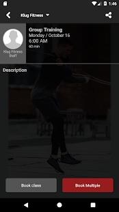Klug Fitness - náhled