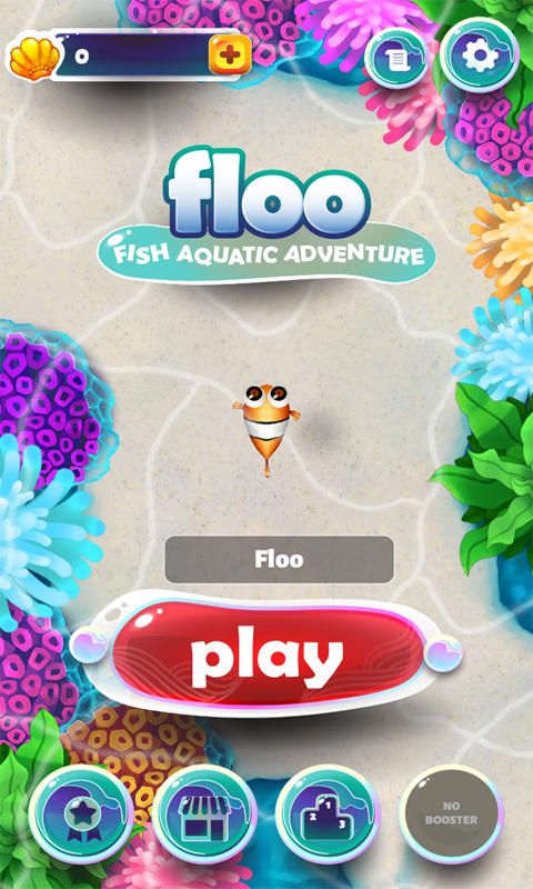 Floo : Fish Aquatic Adventure