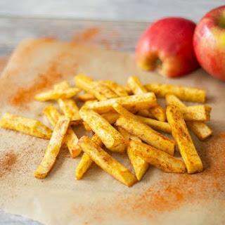 Sweet Apple Fries.