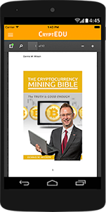 Cryptedu Mining Living Book- screenshot thumbnail