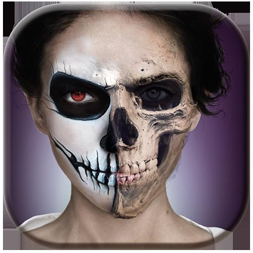 Halloween Skeleton Makeup Games For Girls