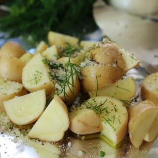 Herb & Parmesan Potato Packet