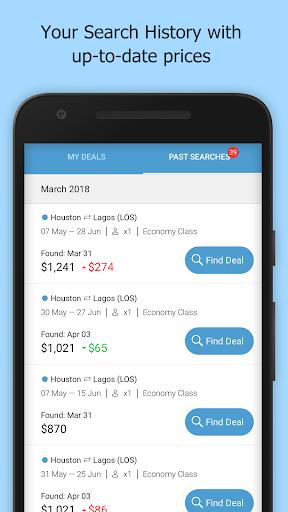 Fareboom Discount Flights 2.4.8 screenshots 1