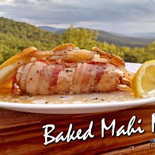 Easy Baked Mahi Mahi