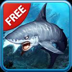 3D Sharks Live Wallpaper Lite Icon