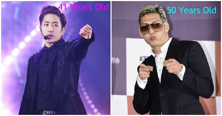 Here Are 20 Of The Oldest Currently Active Male K Pop Idols Koreaboo