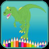 Tải Dinosaur Coloring Book Kids Trò chơi miễn phí