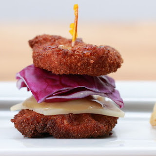These Pork Cutlet Sliders Are Just Absolutely Divine