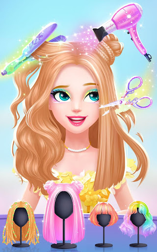 Princess Dream Hair Salon screenshot 3