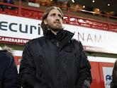 La direction d'Anderlecht le confirme, Nicolas Frutos ne sera pas le T1