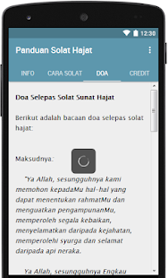 Panduan Solat Hajat for PC-Windows 7,8,10 and Mac apk screenshot 2