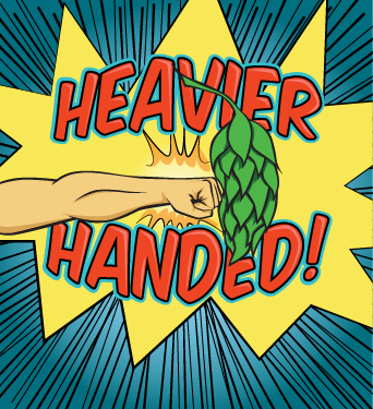 Logo of Two Brothers Heavier Handed