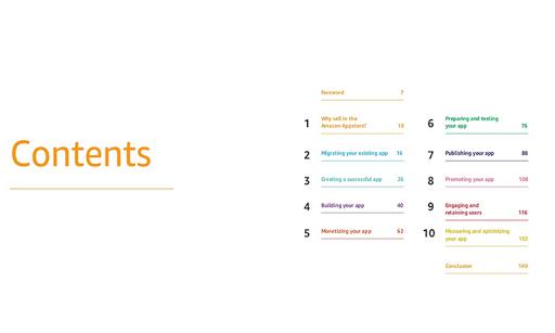 Developer's Guide to the Amazon Appstore 1.0.0 screenshots 2