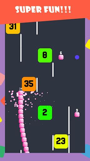 Slide And Crush - redesign snake game 2.2.6 screenshots 14