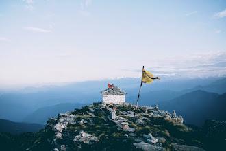 Photo: Chandrashila Peak 4176 mts.
