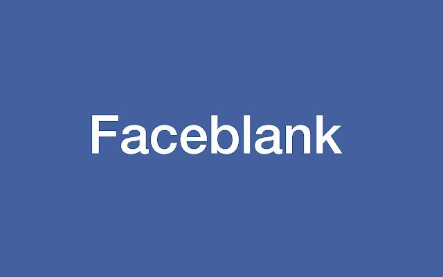 Faceblank