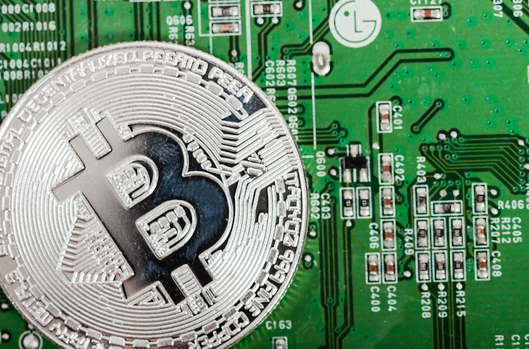 Bitcoin mining. Picture: 123RF STOCK PHOTO