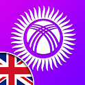 Салам! English - learn english language(in kyrgyz) icon