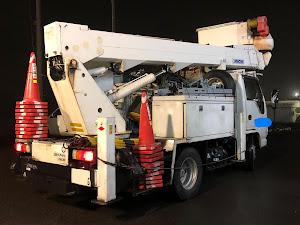 エルフトラック  平成20年1月30日登録BDG-NKR85Nのカスタム事例画像 pickeyさんの2020年02月15日06:38の投稿