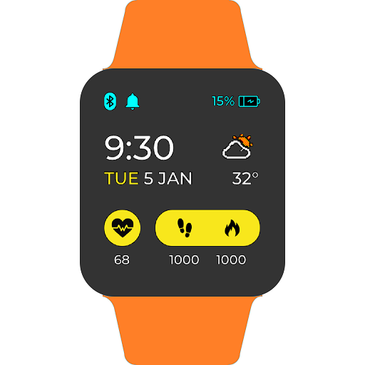 Watchfaces for Amazfit Bip - Apps on Google Play