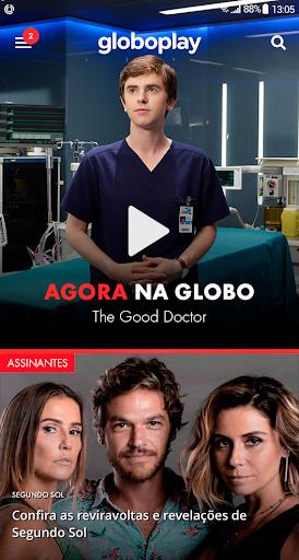 Globoplay 2.57.0 screenshots 1
