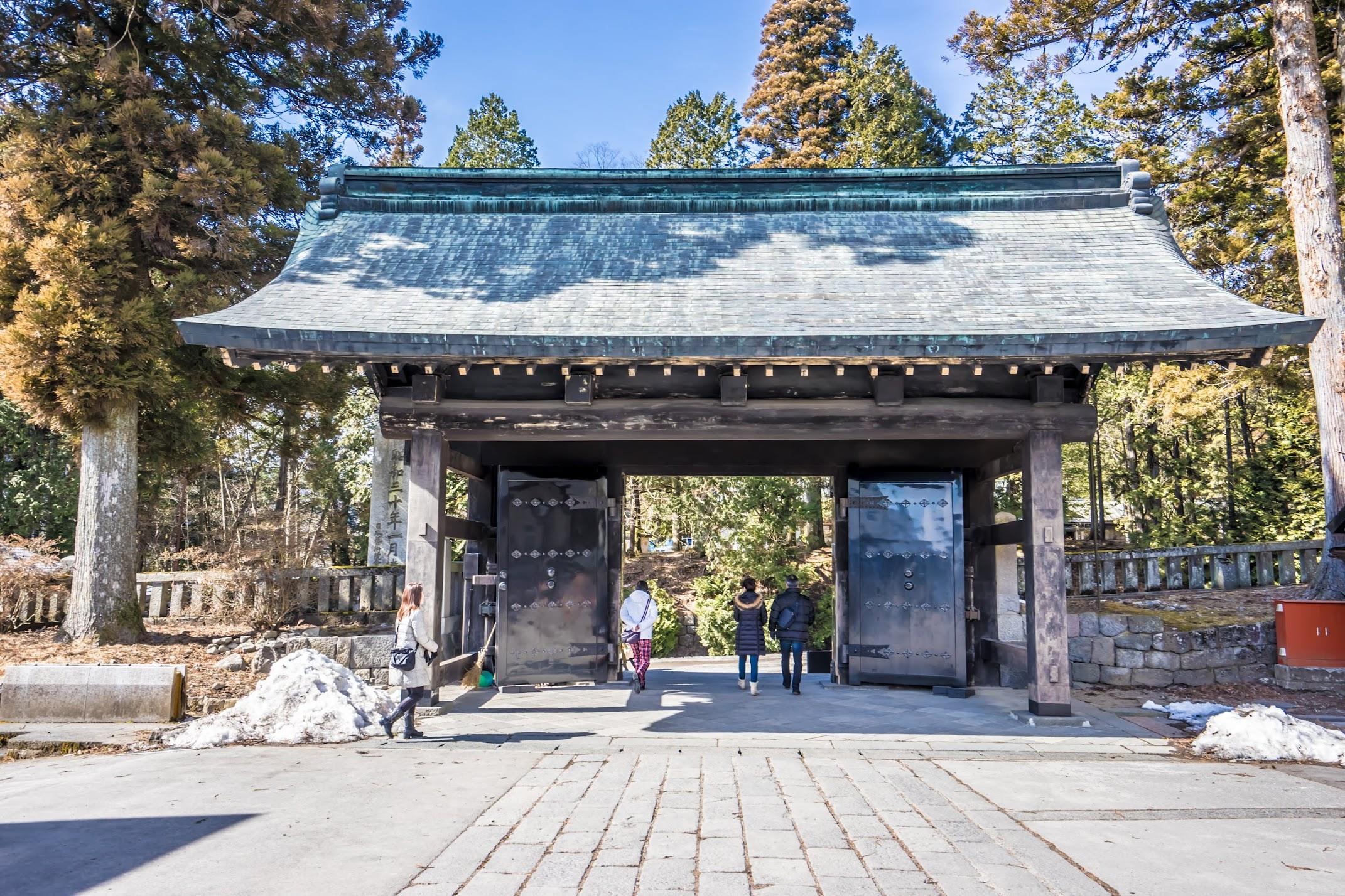Nikkosan Rinno-Ji Temple1