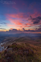 """Photo: """"Dawn in the Mountains"""" Maluti Mountains, Greater Drakensberg range Golden Gate Highlands National Park, South Africa  As dawn breaks beautifully over the South African landscape, I wish you all a wonderful Sunday.  The great thing about photography is that it connects us so vividly to the experiences we have when taking the images. I can remember standing in the biting cold watching this magnificent display of colour unfold right before sunrise, feeling alive and excited about life, and being thankful to my Creator for another day on this earth.  www.morkelerasmus.com  A submission for: 1. #landscapephotography (+Landscape Photography) curated by +Margaret Tompkins 2. #dawnonsunday (+Dawn On Sunday) curated by +Ray Bilcliff 3. #plusphotoextract  4. #sacredsunday (+SacredSunday™) curated by +Margaret Tompkins, +Manfred Berndtgen, +Robyn Morrison and +Sherrie von Sternberg 5. #hqsppromotion (+HQSPPromotion) +Rinus Bakker 6. #allthingspink   #sunrise #mountains #GoldenGate #SouthAfrica"""