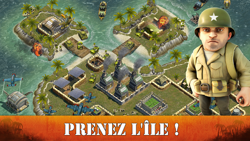 Battle Islands  captures d'écran 2