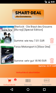 Smartdeal- screenshot thumbnail