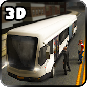Miami Bus Driver Simulator 3D
