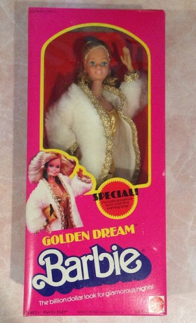 Barbie Golden Dream