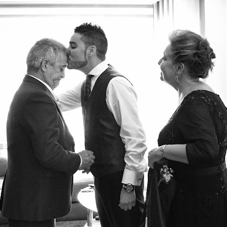 Wedding photographer Marisol Sanchez magalló (marisolfotograf). Photo of 21.02.2018