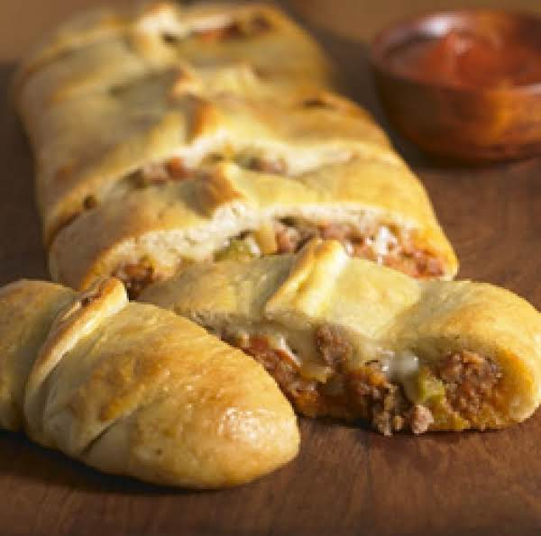 Ultimate Pizza Calzone Bake Recipe